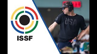 EUROPESE OMROEP | ISSF - International Shooting Sport Federation | Interview with Keith SANDERSON (USA) - 2017 ISSF World Cup Final in New Delhi (IND) | 1509379530 2017-10-30T16:05:30+00:00