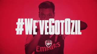 EUROPESE OMROEP | Arsenal | We've got Ozil, Mesut Ozil... and he's here to stay! | 1517504207 2018-02-01T16:56:47+00:00