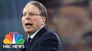 EUROPESE OMROEP | NBC News | NRA Chief Wayne LaPierre At Conservative Political Action Conference (Full) | NBC News | 1519333017 2018-02-22T20:56:57+00:00