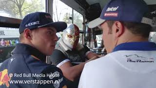 EUROPESE OMROEP | Max Verstappen | Max Verstappen Mexican style, Mexico, 27/10/2017 | 1509180689 2017-10-28T08:51:29+00:00