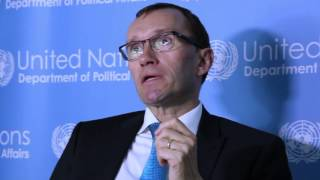 EUROPESE OMROEP | United Nations Department of Political Affairs | Diplomacy in Action: Espen Barth Eide | 1446762820 2015-11-05T22:33:40+00:00