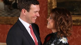 EUROPESE OMROEP | The Royal Family | Princess Eugenie and Mr Jack Brooksbank talk the moment they got engaged | 1516710460 2018-01-23T12:27:40+00:00
