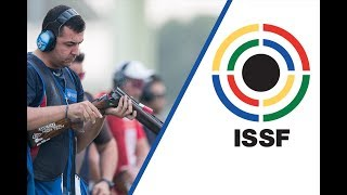 EUROPESE OMROEP | ISSF - International Shooting Sport Federation | Trap Men Final - 2017 ISSF World Cup Final in New Delhi (IND) | 1509322067 2017-10-30T00:07:47+00:00