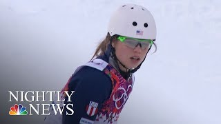 EUROPESE OMROEP | NBC News | Athletes Perform Bolder Tricks, Winter Olympics Are Filled With Rewards And Risks | NBC Nightly News | 1519351813 2018-02-23T02:10:13+00:00