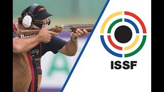 EUROPESE OMROEP | ISSF - International Shooting Sport Federation | Interview with Alberto FERNANDEZ (ESP) - 2017 ISSF World Cup Final in New Delhi (IND) | 1509379662 2017-10-30T16:07:42+00:00