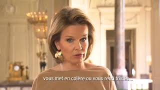 EUROPESE OMROEP | The Belgian Monarchy | Mathilde_message_FR_court | 1517918832 2018-02-06T12:07:12+00:00