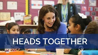 EUROPESE OMROEP | The Royal Family | The Duchess of Cambridge launches a new mental health initiative for schools | 1516792386 2018-01-24T11:13:06+00:00