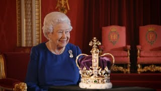 EUROPESE OMROEP | The Royal Family | The diamond encrusted Imperial State Crown | The Coronation | 1515771517 2018-01-12T15:38:37+00:00