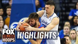 EUROPESE OMROEP | FOX Sports | Seton Hall vs DePaul | HIGHLIGHTS | FOX COLLEGE HOOPS | 1518986801 2018-02-18T20:46:41+00:00