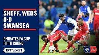EUROPESE OMROEP | BT Sport | Emirates FA Cup Highlights: Sheffield Wednesday 0-0 Swansea City | 1518882931 2018-02-17T15:55:31+00:00
