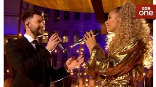 EUROPESE OMROEP | BBC | Calum Scott and Leona Lewis perform 'You Are The Reason' - The One Show - BBC One | 1518784975 2018-02-16T12:42:55+00:00