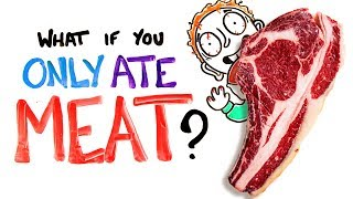 EUROPESE OMROEP | AsapSCIENCE | What If You Only Ate Meat? | 1513270801 2017-12-14T17:00:01+00:00