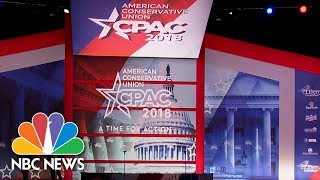 EUROPESE OMROEP | NBC News | CPAC Conference, Speakers Include Mike Pence And Betsy DeVos | NBC News | 1519345801 2018-02-23T00:30:01+00:00