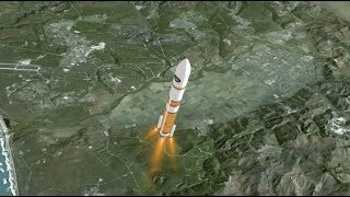 EUROPESE OMROEP | United Launch Alliance | Delta IV NROL-47 Mission Profile | 1515555710 2018-01-10T03:41:50+00:00