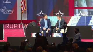 EUROPESE OMROEP | Ruptly | USA: Cruz praises Trump's call to arm teachers 'a good thing' | 1519350545 2018-02-23T01:49:05+00:00