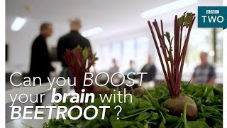 EUROPESE OMROEP | BBC | Can you boost your brain with beetroot?  - Trust Me I'm a Doctor - BBC Two | 1518622201 2018-02-14T15:30:01+00:00