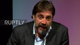 EUROPESE OMROEP | Ruptly | Germany: Do opposite to Trump and you'll be right – Bardem at doc launch | 1519138704 2018-02-20T14:58:24+00:00