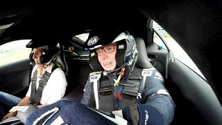 EUROPESE OMROEP | FORMULA 1 | F1 Safety Car Driver Bernd Maylander | Hot Lap And Interview | 1515070313 2018-01-04T12:51:53+00:00