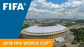 EUROPESE OMROEP | FIFATV | Main stadium of Russia 2018 receive 'green' certification | 1517589113 2018-02-02T16:31:53+00:00
