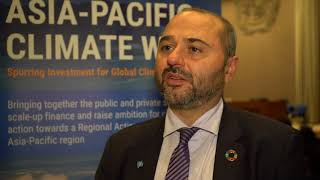 EUROPESE OMROEP | United Nations ESCAP | Voices from Asia-Pacific Climate Week 2017: James Grabert | 1513577601 2017-12-18T06:13:21+00:00