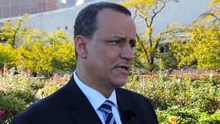EUROPESE OMROEP | United Nations Department of Political Affairs | Diplomacy in Action: Ismail Ould Cheikh Ahmed | 1445631226 2015-10-23T20:13:46+00:00