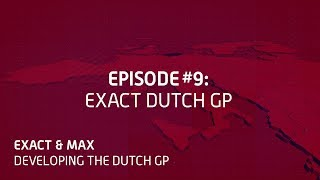 EUROPESE OMROEP | Max Verstappen | Exact & Max: Being Tech Curious with Mixed Reality. Episode 9: Developing the Dutch Grand Prix | 1518519494 2018-02-13T10:58:14+00:00