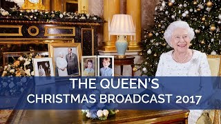EUROPESE OMROEP | The Royal Family | The Queen's Christmas Broadcast 2017 | 1514214163 2017-12-25T15:02:43+00:00