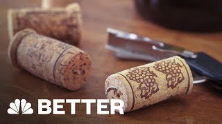 EUROPESE OMROEP | NBC News | How To Open A Bottle Of Wine Without A Corkscrew | Better | NBC News | 1518792814 2018-02-16T14:53:34+00:00