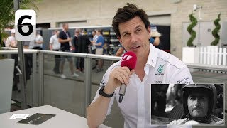EUROPESE OMROEP | FORMULA 1 | Mercedes' Toto Wolff | F1 Grill The Grid Team Bosses | 1515671714 2018-01-11T11:55:14+00:00