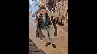 EUROPESE OMROEP | Politie Amsterdam | #WantedWednesday Vrouw steelt dure jas | 1512572352 2017-12-06T14:59:12+00:00