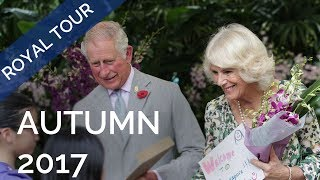 EUROPESE OMROEP | The Royal Family | Highlights from The Prince of Wales and The Duchess of Cornwall's Autumn Tour 2017 | 1511527058 2017-11-24T12:37:38+00:00