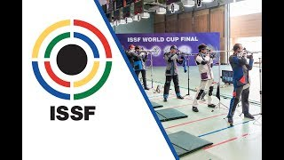 EUROPESE OMROEP | ISSF - International Shooting Sport Federation | 50m Rifle 3 Positions Men Final - 2017 ISSF World Cup Final in New Delhi (IND) | 1509321081 2017-10-29T23:51:21+00:00