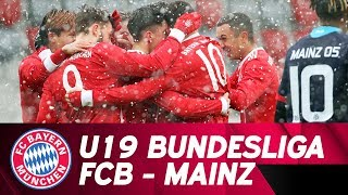EUROPESE OMROEP | FC Bayern München | FC Bayern vs 1. FSV Mainz 05 | Full Game | Top Clash Under 19's Bundesliga | 1518869735 2018-02-17T12:15:35+00:00