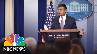 EUROPESE OMROEP | NBC News | White House Press Briefing - February 22, 2018 | NBC News | 1519329490 2018-02-22T19:58:10+00:00