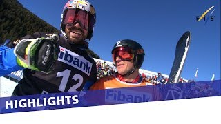 EUROPESE OMROEP | FIS Snowboarding | Nevin Galmarini storms to PGS win in Bansko | Highlights | 1517150041 2018-01-28T14:34:01+00:00
