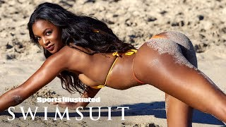 EUROPESE OMROEP | Sports Illustrated Swimsuit | Jasmyn Wilkins Gets A Little Dirty On The Beaches Of Nevis | Intimates | Sports Illustrated Swimsuit | 1518811205 2018-02-16T20:00:05+00:00