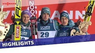 EUROPESE OMROEP | FIS Ski Jumping | Anze Semenic earns maiden victory in Zakopane | Highlights | 1517160857 2018-01-28T17:34:17+00:00