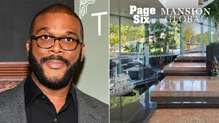 EUROPESE OMROEP | New York Post | Media mogul Tyler Perry is parting with his $17 million Beverly Hills estate | Page Six | 1518548319 2018-02-13T18:58:39+00:00