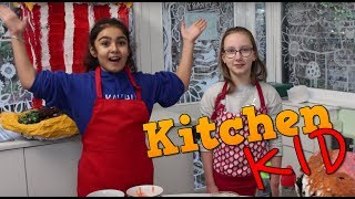 EUROPESE OMROEP | BBC Good Food | Make a tasty wrap with Hotham Primary school - LitFilmFest Kitchen Kid - BBC Good Food | 1513789164 2017-12-20T16:59:24+00:00