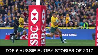 EUROPESE OMROEP | FOX SPORTS AUSTRALIA | The Top 5 Aussie Rugby Stories of 2017 | 1513842923 2017-12-21T07:55:23+00:00