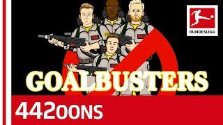 EUROPESE OMROEP | Bundesliga | A Ghostbusters Parody - feat. Batshuayi, Reus, Schürrle and Götze - Powered by 442oons | 1518778802 2018-02-16T11:00:02+00:00