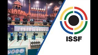 EUROPESE OMROEP | ISSF - International Shooting Sport Federation | Highlights - 2017 ISSF World Cup Final in New Delhi (IND) | 1509964687 2017-11-06T10:38:07+00:00
