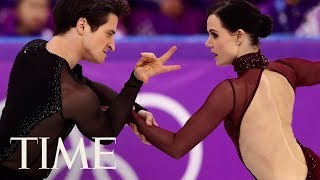 EUROPESE OMROEP | TIME | Tessa Virtue And Scott Moir's Ice Dancing Gold Medal Is An Internet Sensation | TIME | 1519145837 2018-02-20T16:57:17+00:00