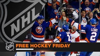 EUROPESE OMROEP | NHL | Best Overtime and Shootout Moments from Week 19 | 1518794624 2018-02-16T15:23:44+00:00