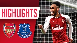 EUROPESE OMROEP | Arsenal | Aubameyang, Mkhitaryan & Ramsey on fire! | Arsenal 5 - 1 Everton | 1517946565 2018-02-06T19:49:25+00:00
