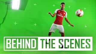 EUROPESE OMROEP | Arsenal | Pierre-Emerick Aubameyang reunites with Henrikh Mkhitaryan | Behind the scenes | 1517587260 2018-02-02T16:01:00+00:00