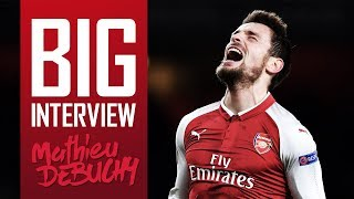 EUROPESE OMROEP | Arsenal | Mathieu Debuchy - Exclusive in-depth interview | 1517244112 2018-01-29T16:41:52+00:00
