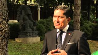 EUROPESE OMROEP | United Nations in Serbia | UN DAY 2014 - Interview with H.E. Semuel Samson, the Indonesian Ambassador in Serbia | 1415787060 2014-11-12T10:11:00+00:00