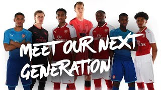 EUROPESE OMROEP | Arsenal | The future is now | Meet our next generation | 1516986383 2018-01-26T17:06:23+00:00