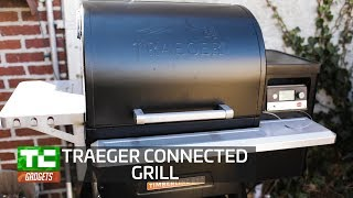 EUROPESE OMROEP | TechCrunch | Traeger Connected Grill | 1518285602 2018-02-10T18:00:02+00:00